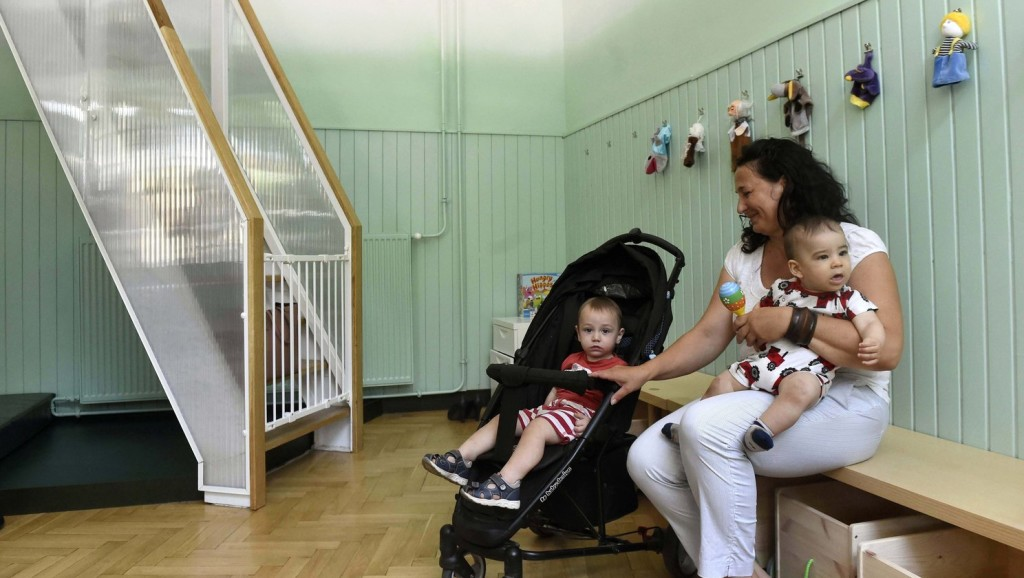 Tanácsadással is segít az egyszülős központ