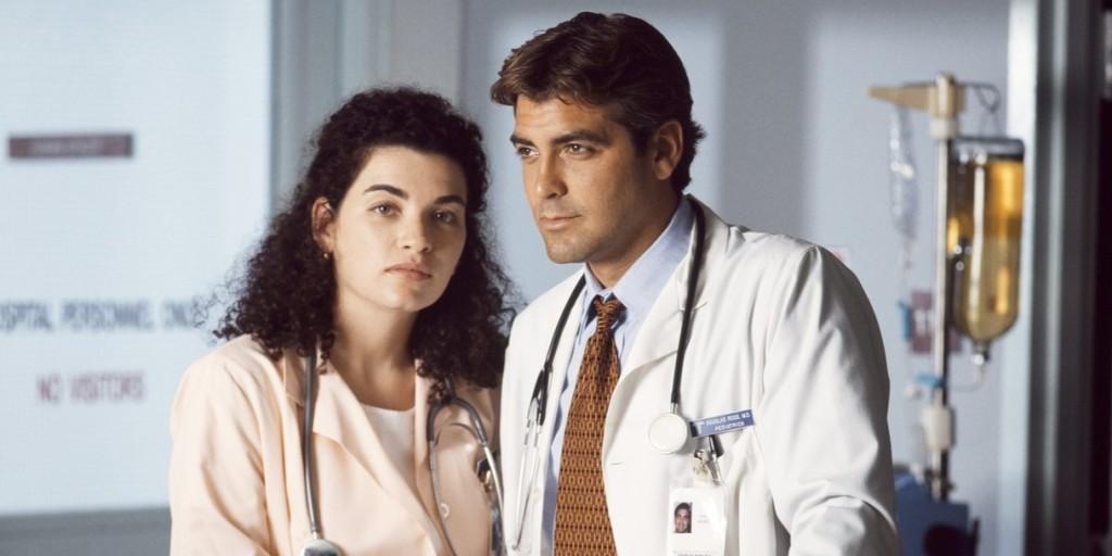 Julianna Margulies szerint George Clooney mentette meg a karrierjét