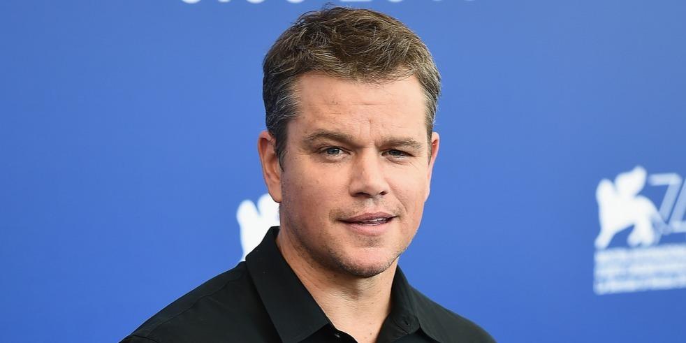 Matt Damon korrupciós botrányba keveredik új filmjében