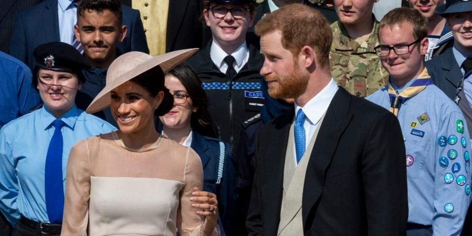 Meghan hercegné édesapja ezzel a feltétellel adta lányát Harry herceghez