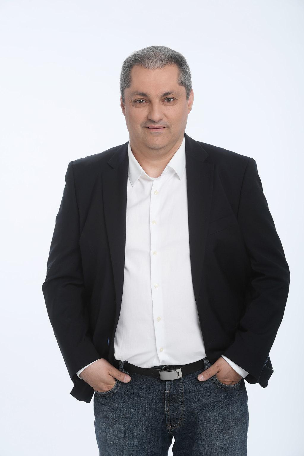 Hajdú B. István (Fotó: MTI/Kovács Tamás)