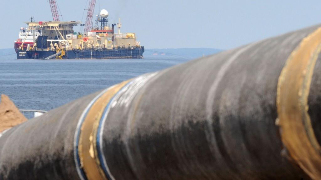A tervek szerint halad az Északi Áramlat 2 gázvezeték lefektetése