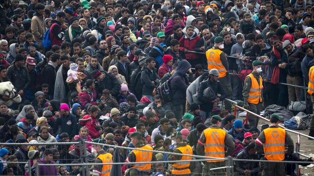 Ausztria a menekültválság súlyosbodásával számol