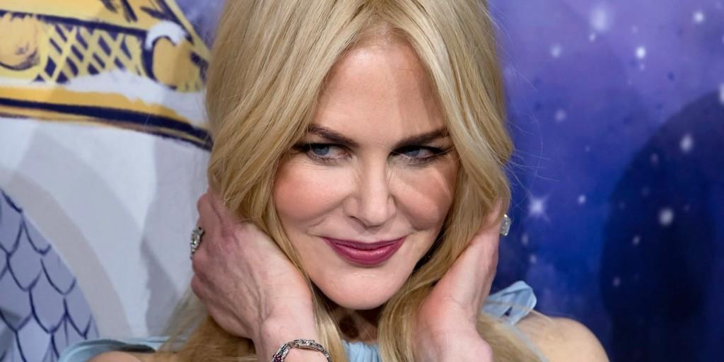 Nicole Kidman bevallotta, miért megszállottja a tökéletes külsőnek