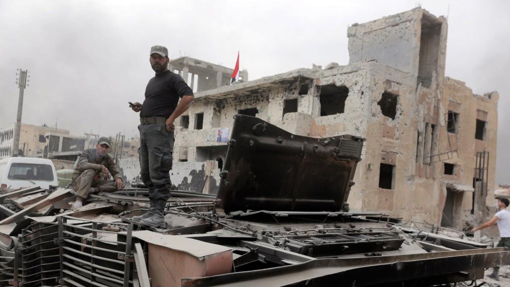 Szíria: háborús bűnösök harcolnak egymással az ENSZ szerint