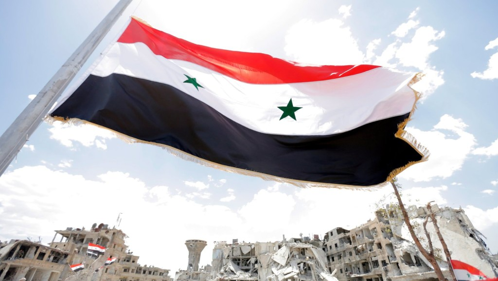 Hordóbombákat dobott a szíriai hadsereg Deraa városára