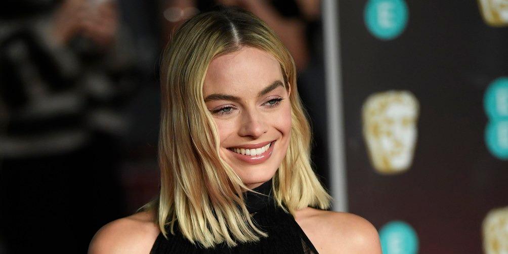Margot Robbie arcáról a kollégái is visszariadtak