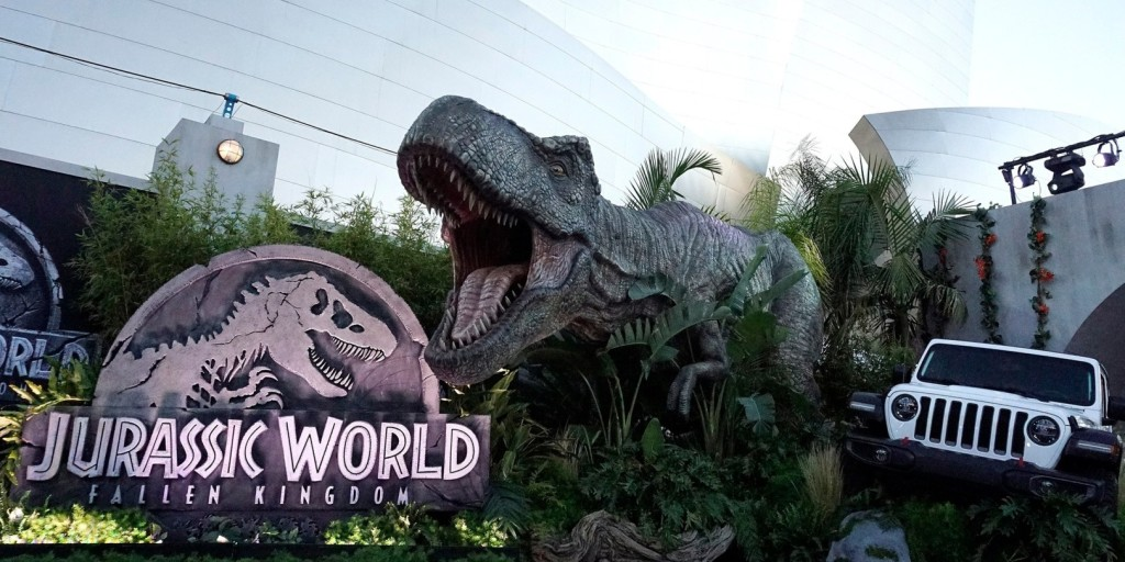 A koronavírus utolérte a Jurassic World stábját?