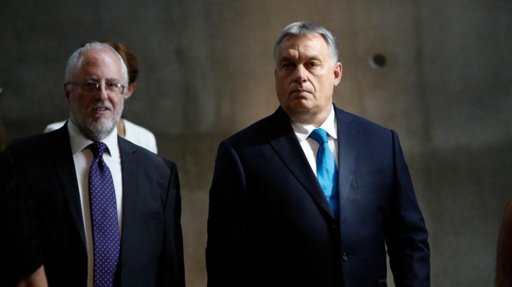 Orbán: tovább erősítjük Magyarország és Izrael barátságát
