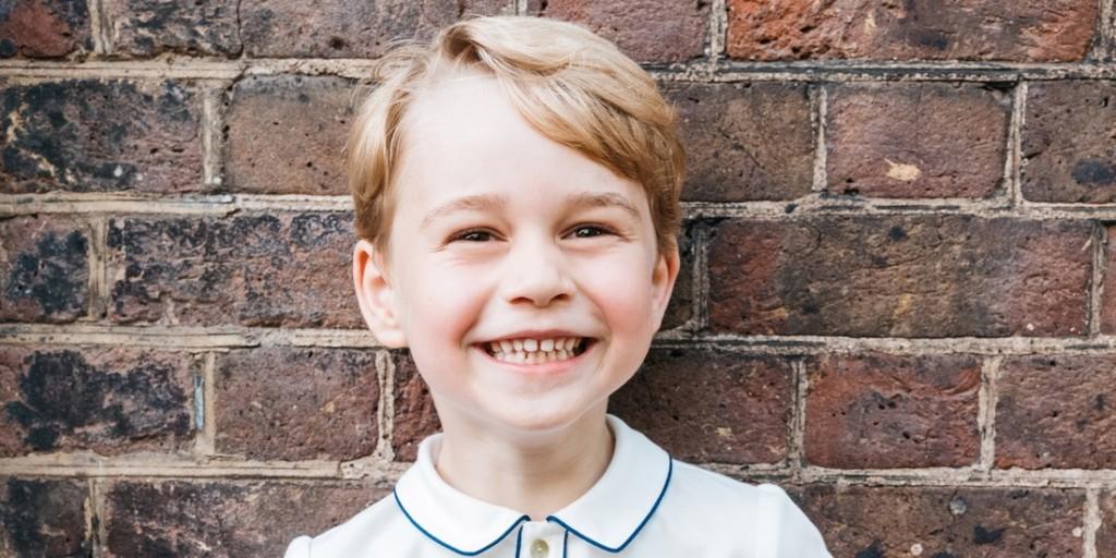 György herceg hatéves lett, szülinapi fotói pedig ezúttal is elrabolták a szívünket