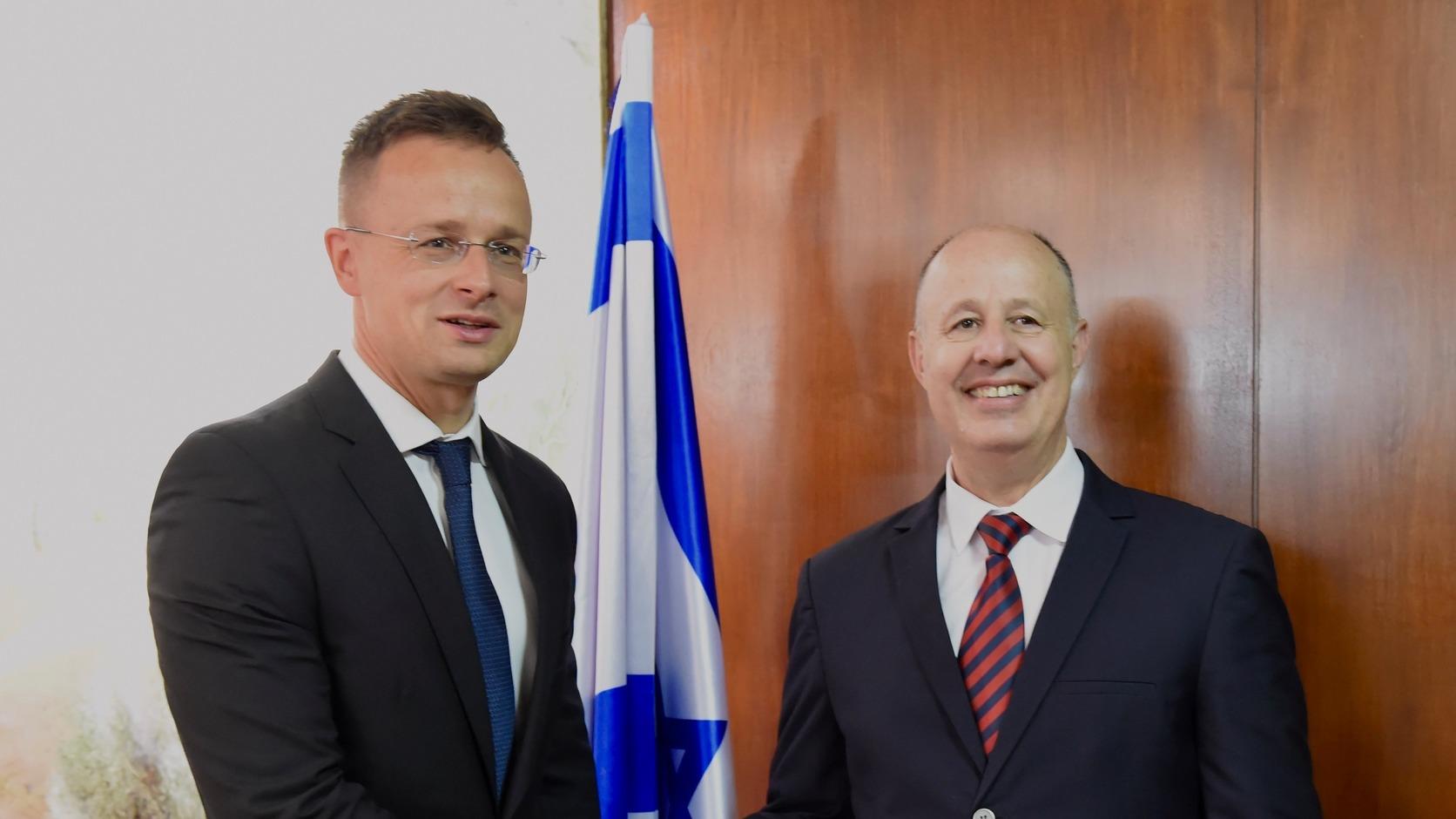 Fontos a magyar-izraeli gazdasági együttműködés sikere