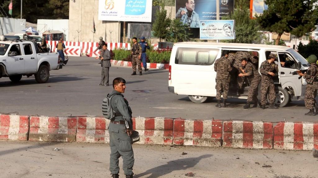 Öngyilkos merényletet követtek el az afgán hírszerzés tagjai ellen