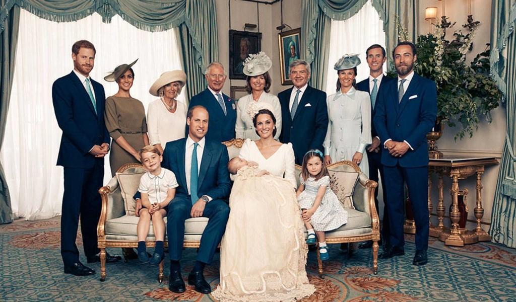 Így még soha nem láthattad együtt a királyi családot!