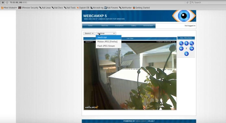 Képernyőkép a programból (hirado.hu)