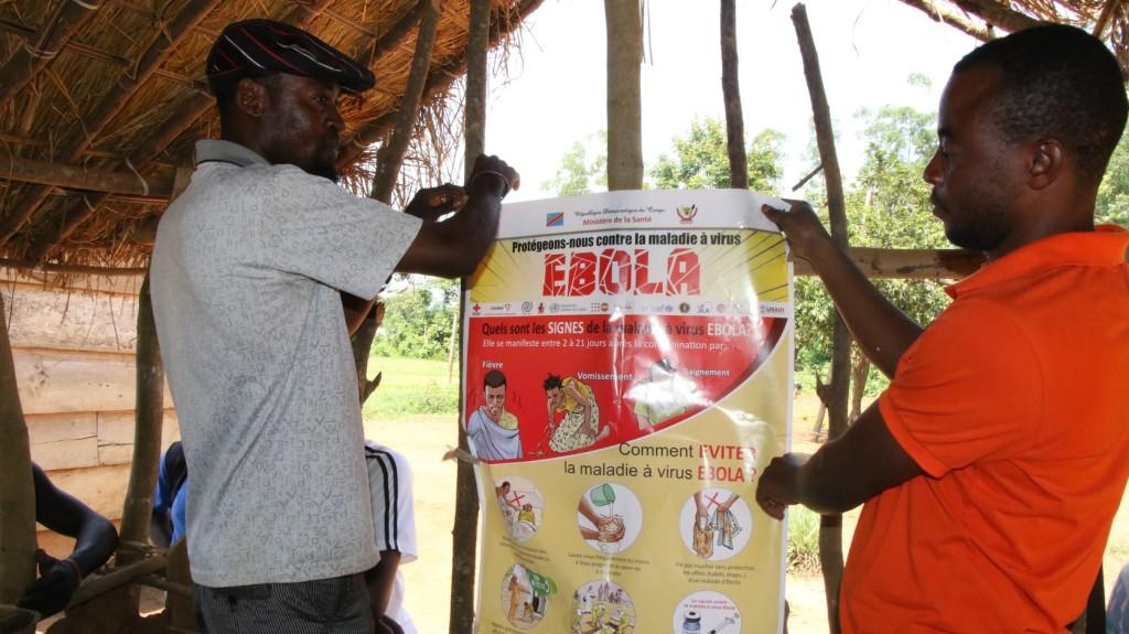 Legalább másfél ezer ember fertőződhetett meg ebola vírussal Kongóban