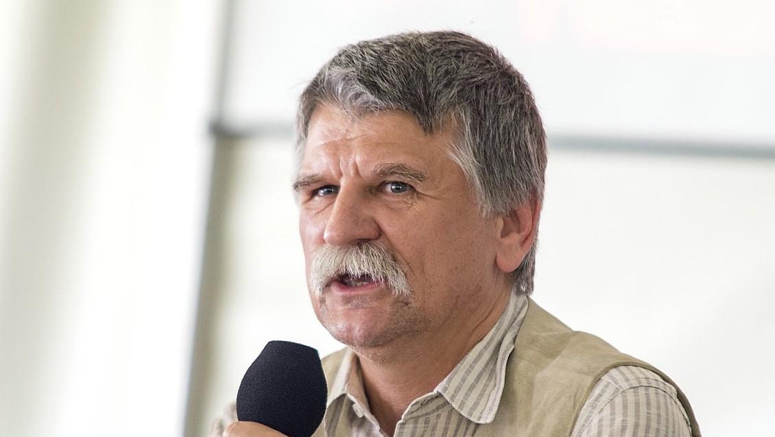 Kövér László, az Országgyűlés elnöke (Fotó: MTI/Krizsán Csaba)
