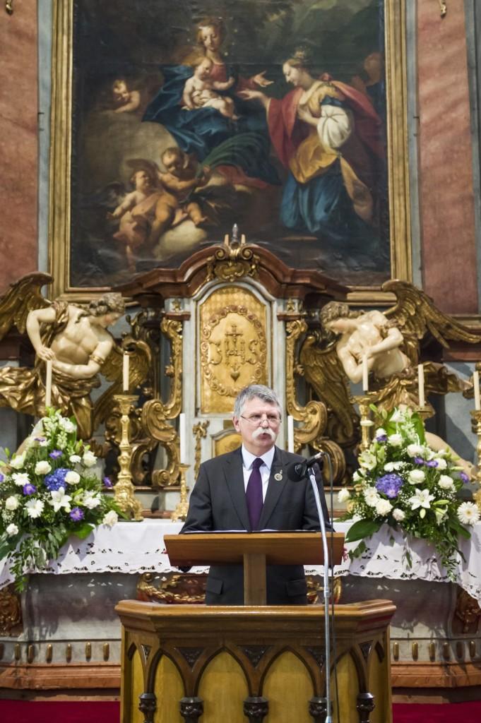 Kövér: Be kellett kapcsolódni az európai keresztény kultúrkörbe