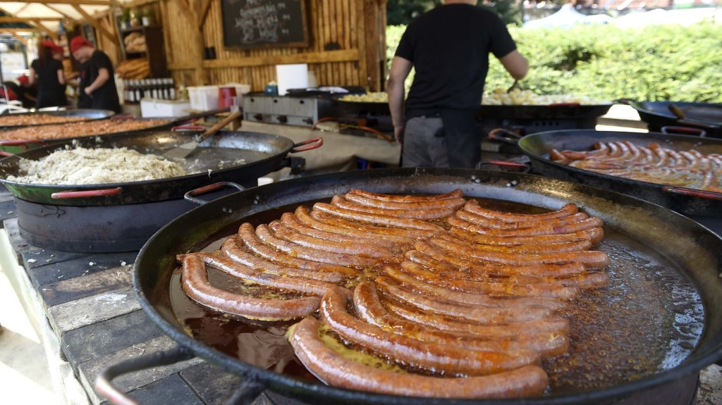 Több tízezren kóstolták a magyar ízeket