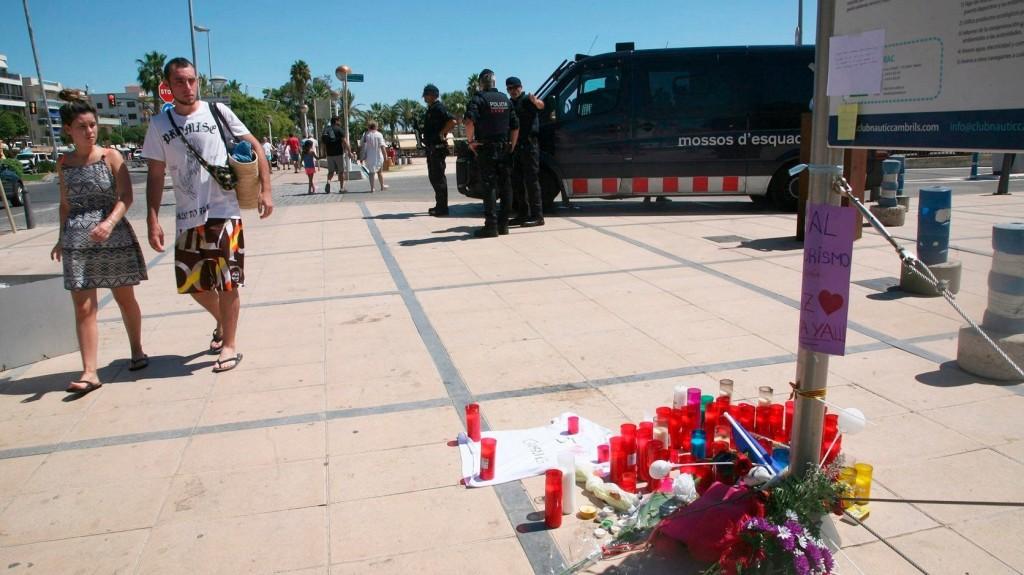 Először pokolgépes merényletre készültek a barcelonai támadás elkövetői