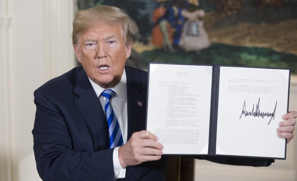 Rendeletet írt alá a felsőoktatási szólásszabadság biztosításáról Donald Trump