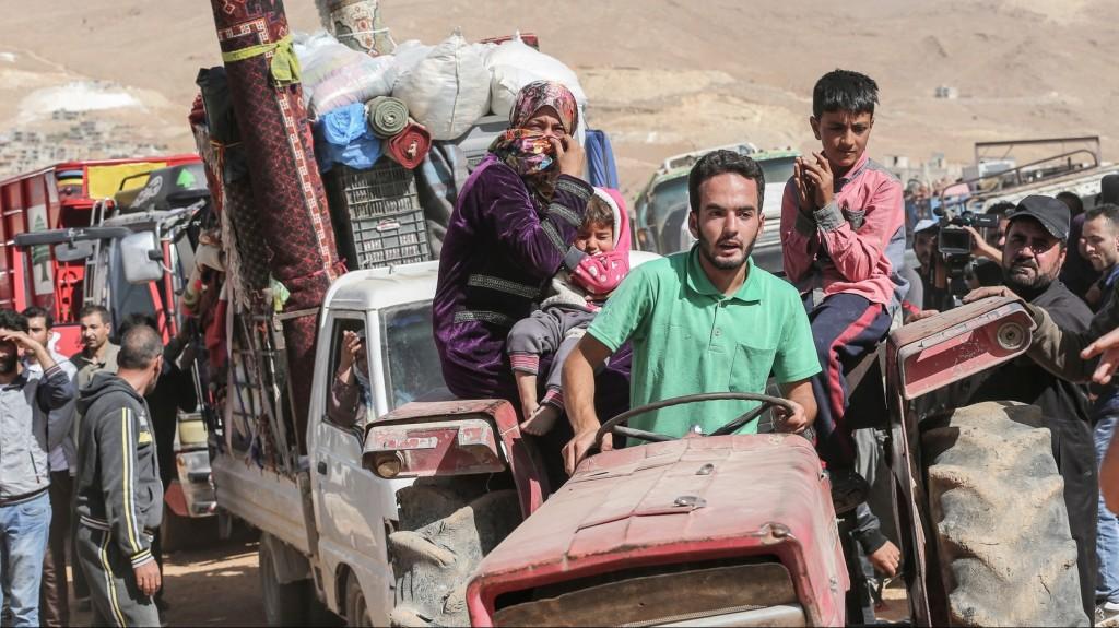 Akár negyedmillió szíriai menekült térhet haza jövőre
