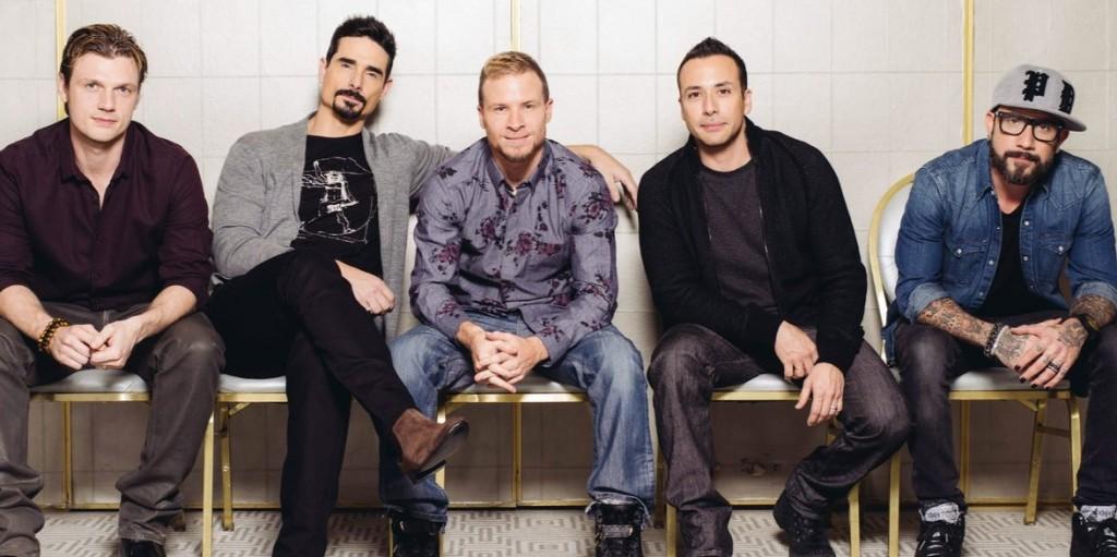 A Backstreet Boys kanapéról még jobban szól - VIDEÓ