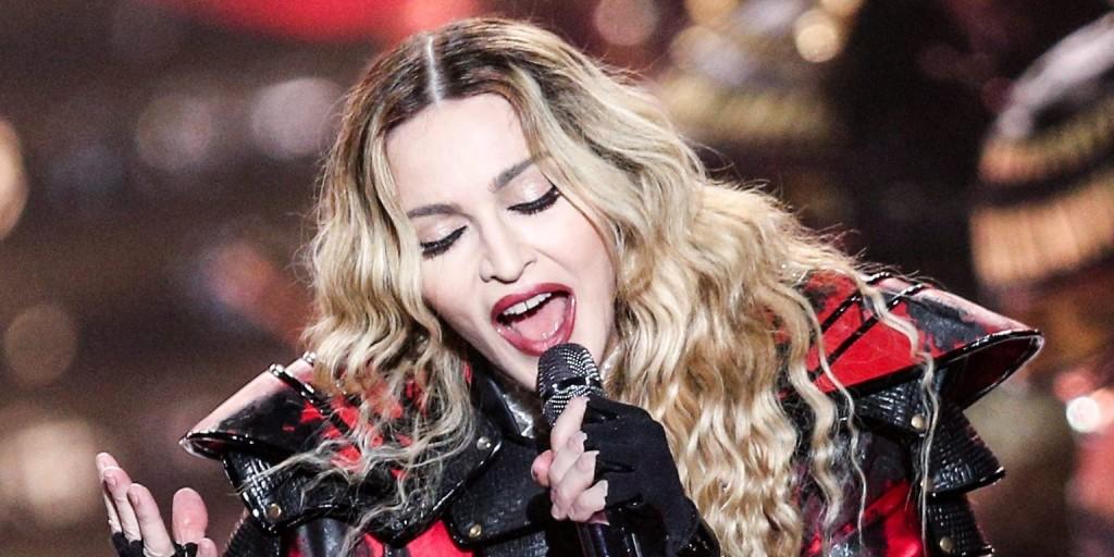 Madonna még sosem volt ennyire kegyetlen a rajongóival
