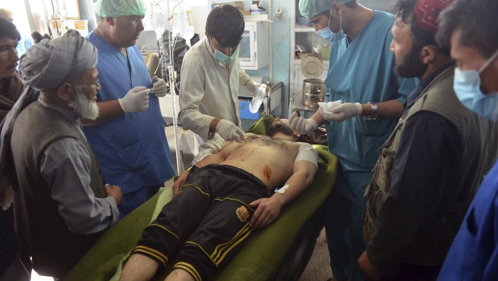 Többszáz civil hunyt el Gazni városában