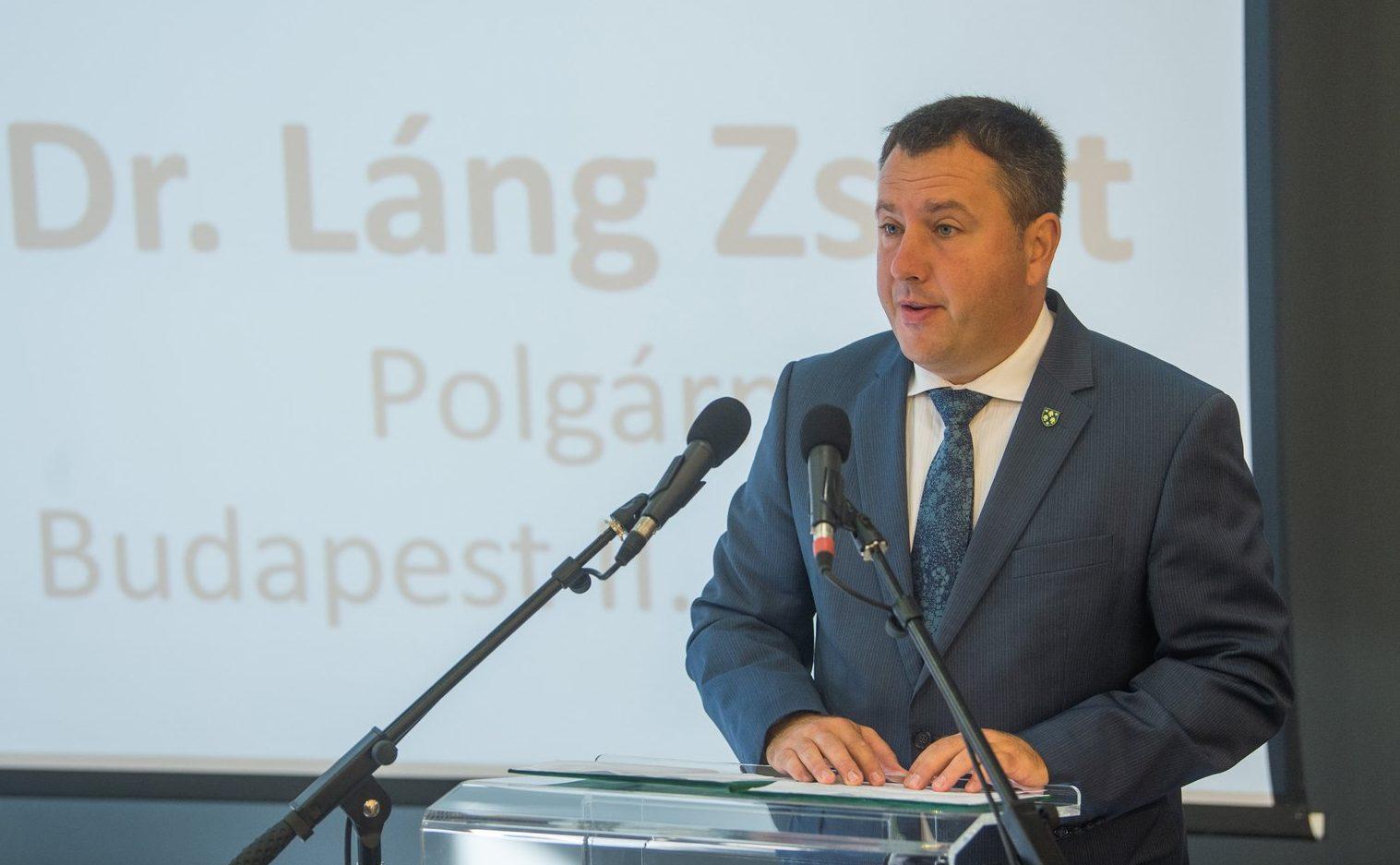 Láng Zsolt: 2020 őszére a II. kerület minden utcája aszfaltborítást kap    hirado.hu