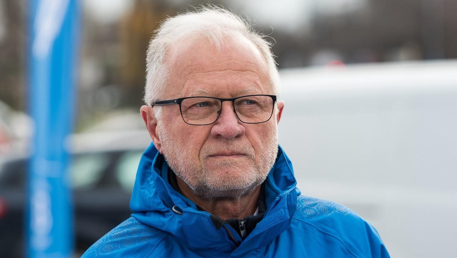 Lehel László, az Ökumenikus Segélyszervezet elnök-vezérigazgatója (Fotó: MTI/Mónus Márton)