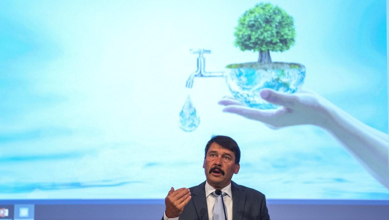 Áder János köztársasági elnök (Fotó: MTI/Szigetváry Zsolt)