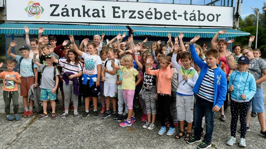 Idén is 130 ezer gyerek vehet részt az Erzsébet-táborok programjain