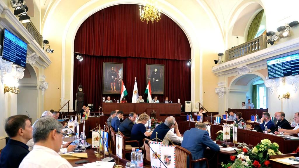 Fővárosi Közgyűlés: Új rendőrfőkapitánya van Budapestnek