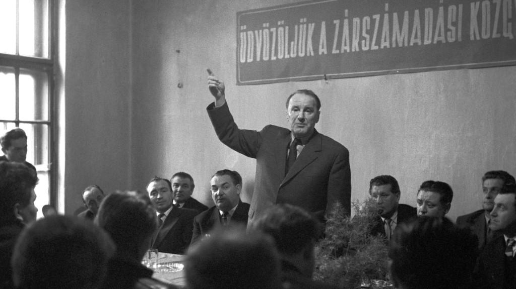 Kádári külügy: a párt érdeke volt az első