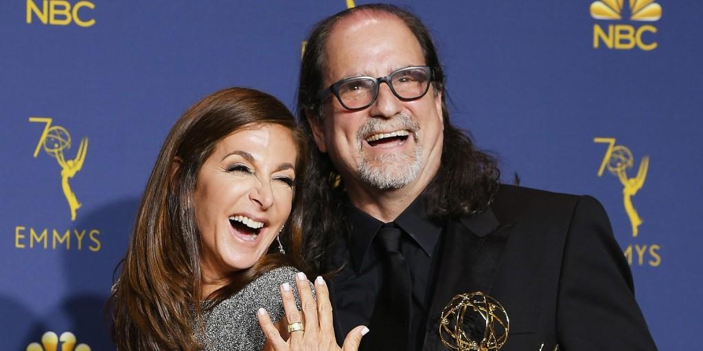 Fél Hollywood megkönnyezte az Emmy-gála váratlan lánykérését