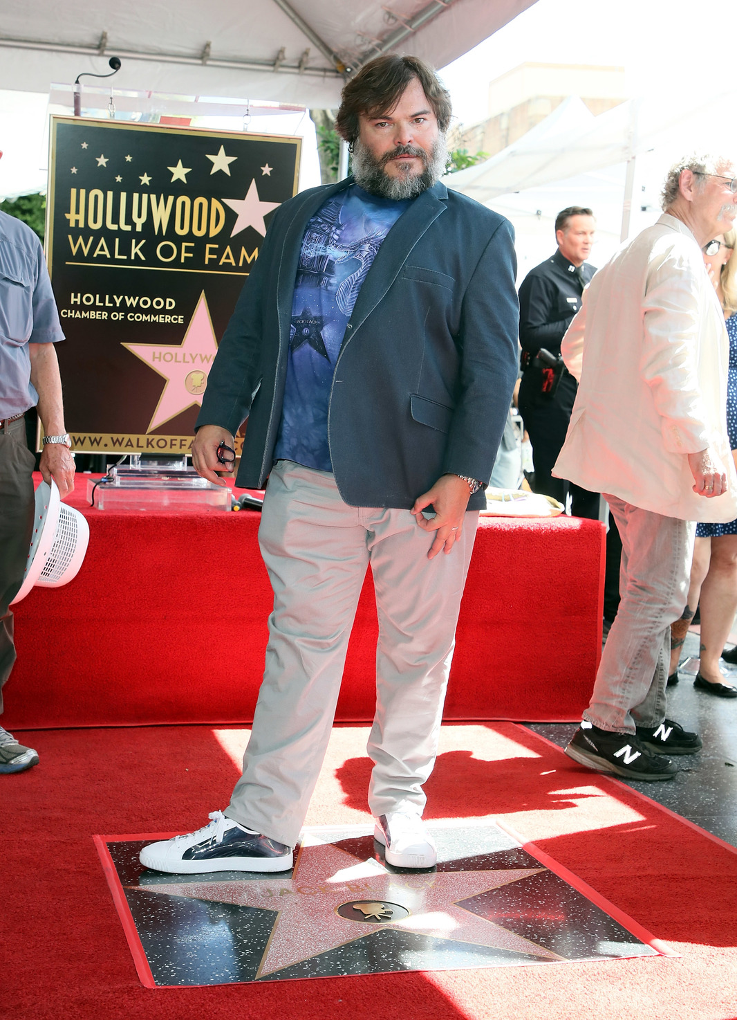 Jack Black. (Fotó: Getty Images/David Livingston)