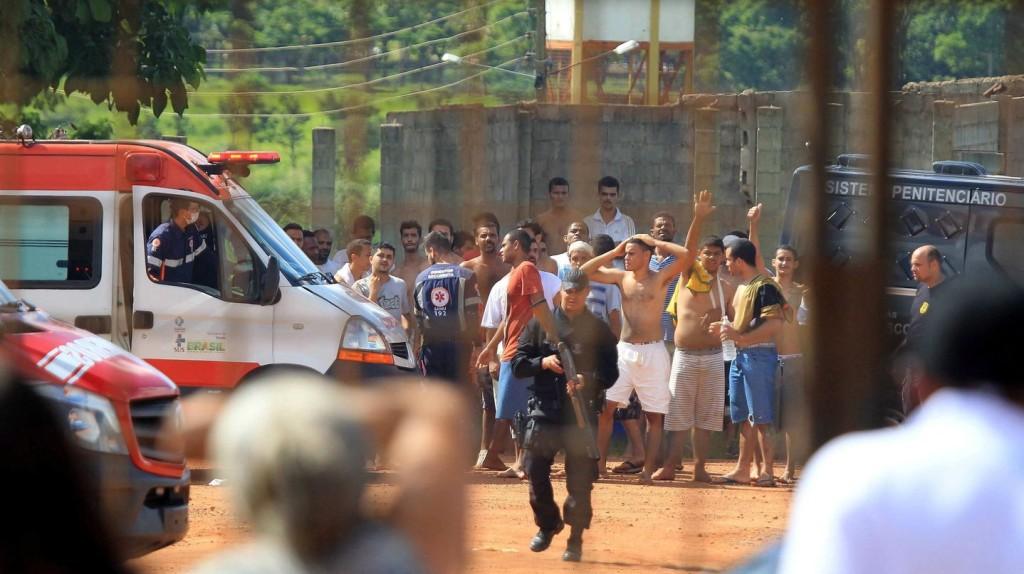 Több szökni készülő rabbal végeztek Brazíliában