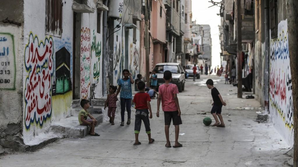 Több mint 110 millió dollárt kapnak palesztin menekültek az ENSZ-től