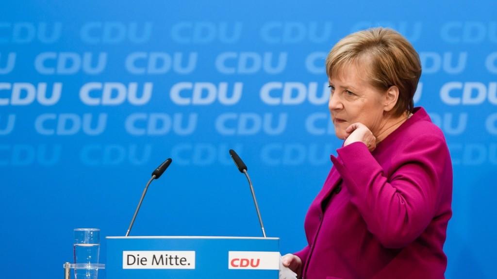 Önkritikát gyakorolt a német kancellár a koalícióval kapcsolatban