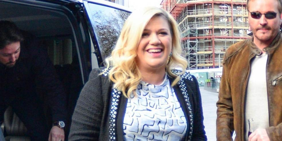 Bombázóvá diétázta magát Kelly Clarkson