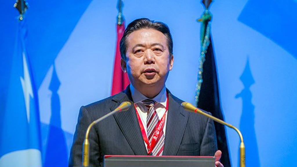 Korrupció vádjával elítéltek az Interpol korábbi vezetőjét Kínában