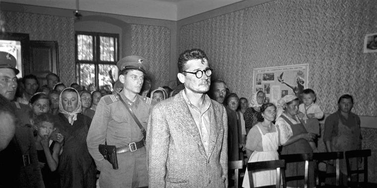 Kulákper 1952-ben (Magyar Fotó: Molnár Edit)