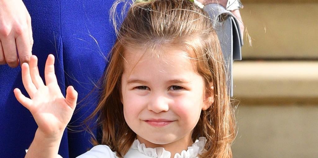 Sarolta hercegnő tiszta apukája - mindketten örökölték Diana mosolyát