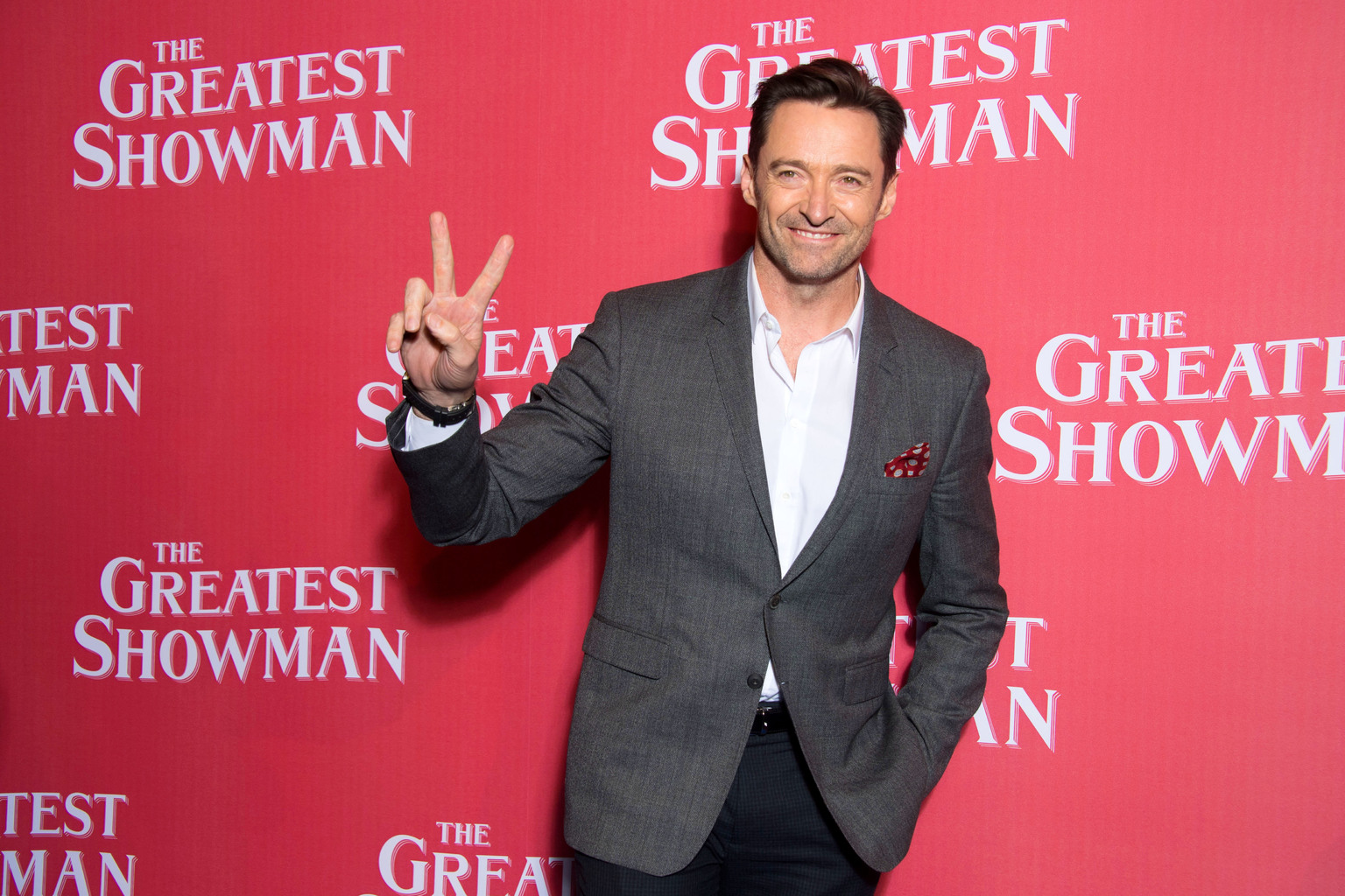 Hugh Jackman. (Fotó: Getty Images/Stephane Cardinale - Corbis)