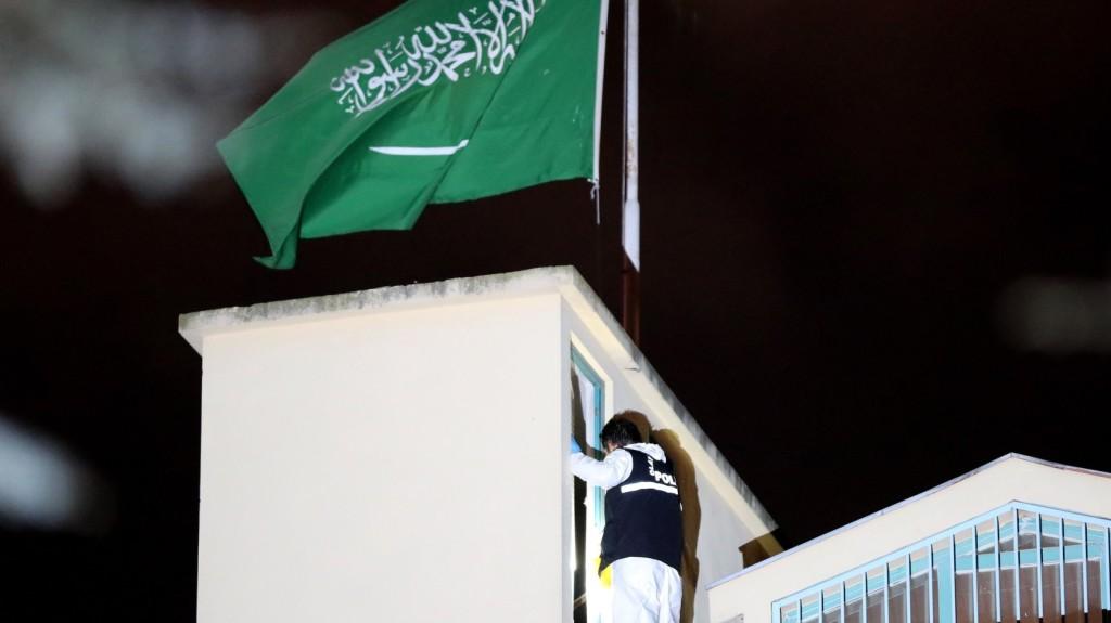 Távoztak a török nyomozók a szaúdi főkonzulátusról