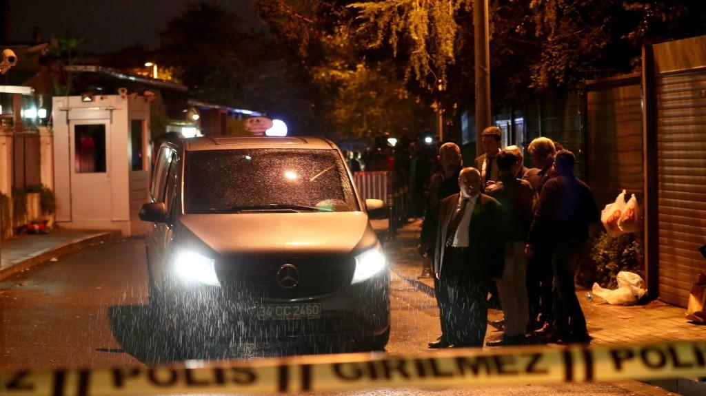 Védőőrizet alá helyezték a meggyilkolt Hasogdzsi menyasszonyát