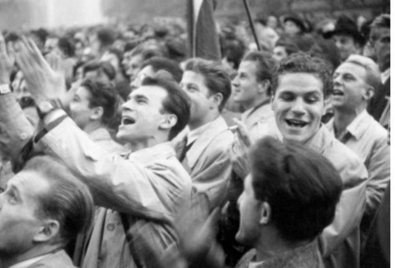 1956-ban vezetett robbanáshoz a terror