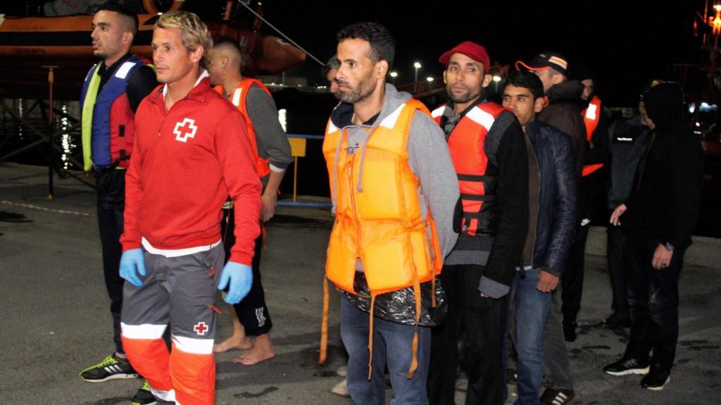 Továbbra is a bevándorlók célpontja a spanyol határ