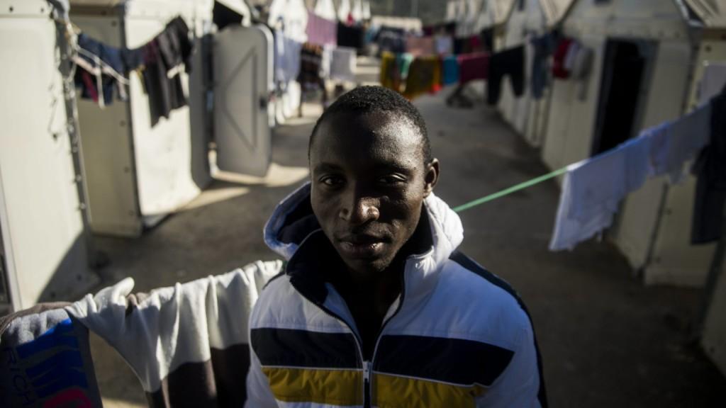 Humanitárius válságra figyelmeztetnek Leszboszon