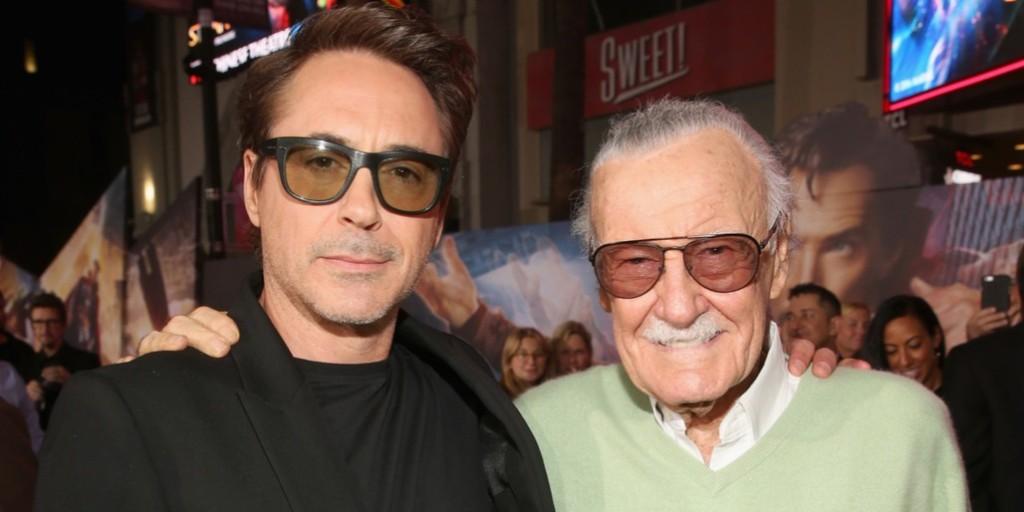 Megható búcsú - így adóznak a Marvel-hősök az elhunyt Stan Lee emléke előtt